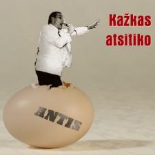 KAŽKAS ATSITIKO