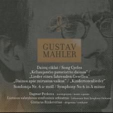 GUSTAV MAHLER. DAINŲ CIKLAI