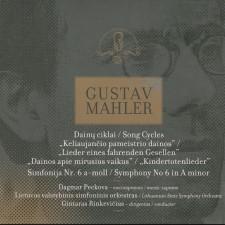 GUSTAV MAHLER. SIMFONIJA NR. 6 A-MOLL