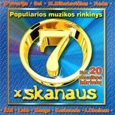7 X SKANAUS