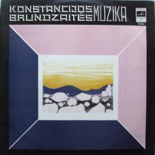 Konstancijos Brundzaitės Muzika