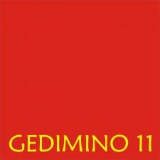 Muzika Televizijos Serialui ''Gedimino 11''