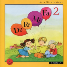 Do Re Mi Fa 2 (Asta Niauronienė) (2 CD)