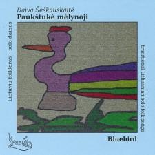 Paukštukė Mėlynoji (Bluebird)