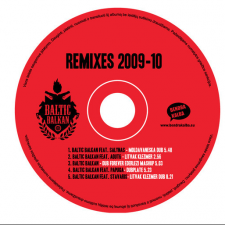 Baltic Balkan 2009 - 10 Remixes