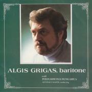 ALGIS GRIGAS (BARITONE)