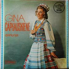 Dainuoja Gina Čapkauskienė