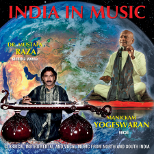 INDIA IN MUSIC. Classical instrumental and vocal music from North and South India