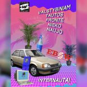 Audiomagnetinė knyga VALSTYBINIAM TAUTOS FRONTE NIEKO NAUJO, INTERNAUTAI