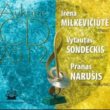 AUKSINIS CD 2012