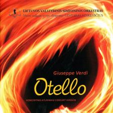 Otello (Koncertinis Atlikimas) (Giuseppe Verdi) (2 CD)