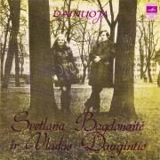 Dainuoja Svetlana Bagdonaitė Ir Vladas Daugintis