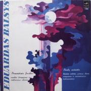 Dramatinės Freskos / Saulę Nešantis (EDUARDAS BALSYS)