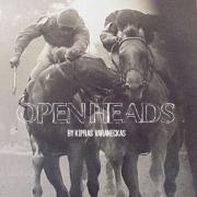 OPEN HEADS (Singlas)