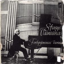 Fortepijoniniai Kūriniai (Piano Compositions)