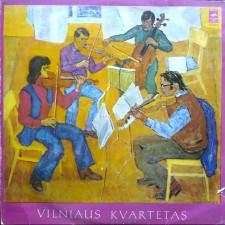 Styginis Kvartetas / Styginis Kvartetas Nr. 1 / Styginis Kvartetas Nr. 1