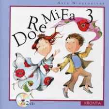 Do Re Mi Fa 3 (Asta Niauronienė) (2 CD)