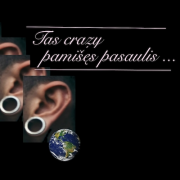 TAS CRAZY PAMIŠĘS PASAULIS (Singlas)