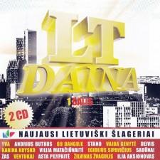 LT DAINA, 1 DALIS (2 CD)