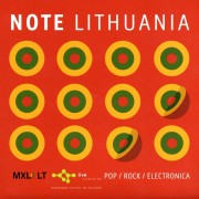 NOTE LITHUANIA. POP ROCK ELECTRONICA