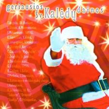 GERIAUSIOS ŠV. KALĖDŲ DAINOS (2 CD)