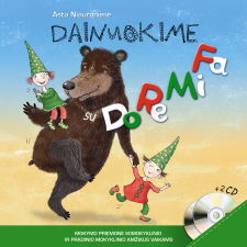 Dainuokime Su ''Do Re Mi Fa'' (Asta Niauronienė) (2 CD)