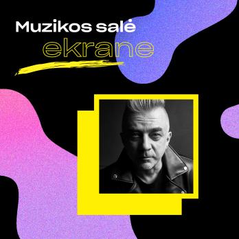 Andrius Mamontovas (Muzikos salė | Ekrane)