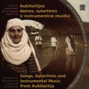 Aukštaitijos dainos, sutartinės ir instrumentinė muzika. 1935-1941 metų fonografo įrašai
