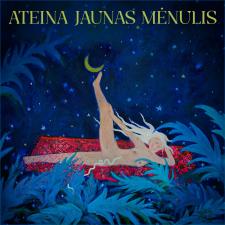ATEINA JAUNAS MĖNULIS (Singlas)