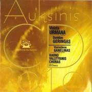 AUKSINIS CD 2010