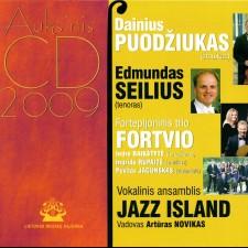 AUKSINIS CD 2009