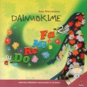 Dainuokime Su ''DoReMiFa 2'' (Asta Niauronienė) (2 CD)