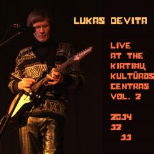 Live At The Kirtimų Kultūros Centras, Volume 2. (2014-12-11) EP