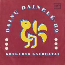 DAINŲ DAINELĖ – 82