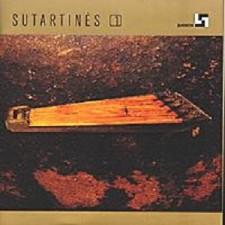 SUTARTINĖS (2 CD)