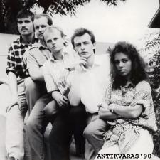 Antikvaras'90