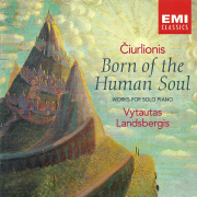 ČIURLIONIS BORN ON THE HUMAN SOUL