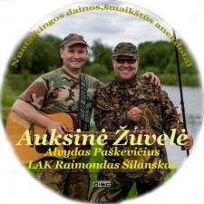 AUKSINĖ ŽUVELĖ (FEAT. RAIMONDAS ŠILANSKAS)