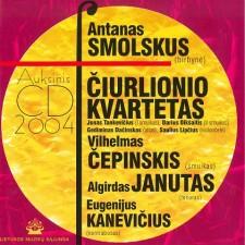 AUKSINIS CD 2004