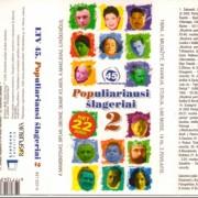 LTV45. POPULIARIAUSI ŠLAGERIAI 2