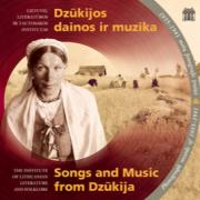 Dzūkijos dainos ir muzika. 1935-1941 metų fonografo įrašai