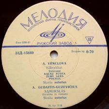 Tarybų Lietuvos Rašytojų Balsai