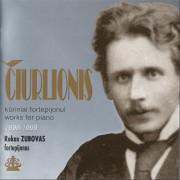 M. K. ČIURLIONIS. KŪRINIAI FORTEPIJONUI 1896 - 1899