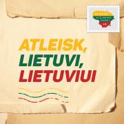 ATLEISK, LIETUVI, LIETUVIUI (Singlas)