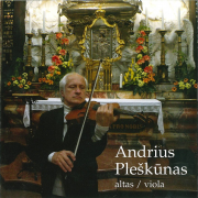 ANDRIUS PLEŠKŪNAS. ALTAS. VIOLA