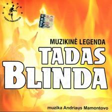 Muzikinė legenda. TADAS BLINDA