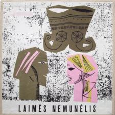LAIMĖS NEMUNĖLIS (3 LP)