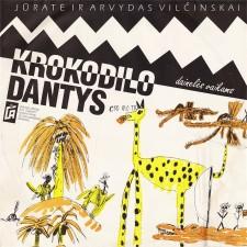 Krokodilo Dantys (Dainelės Vaikams)