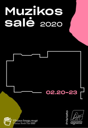 Muzikos sale 2020 mazas