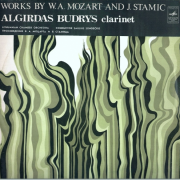 Works By W. A. Mozart And J. Stamic